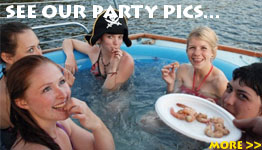 Fun Boat Party Photos