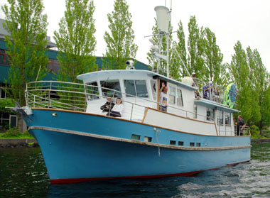 PS Adventures Charter Boat